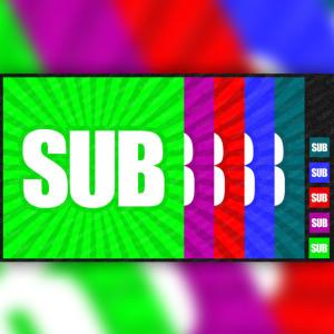 Subscriber Watermark