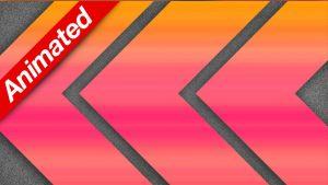 Video Transition Pinkish Mix