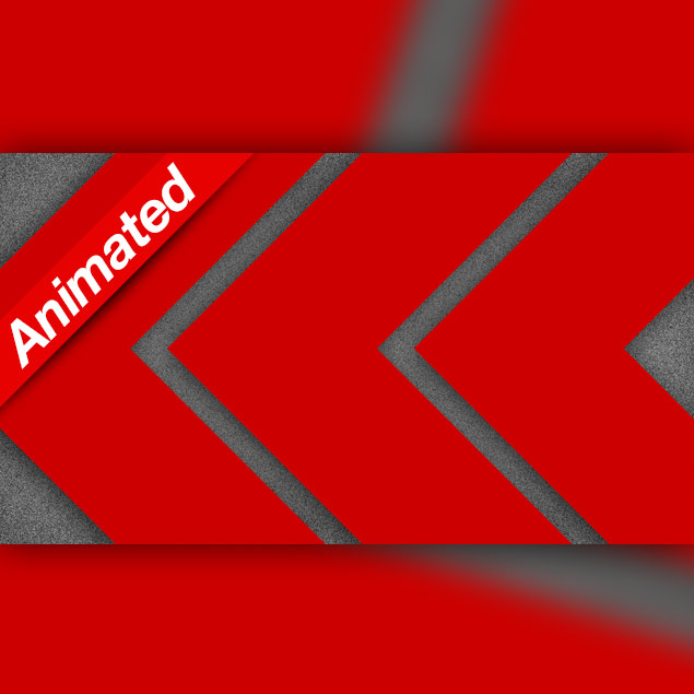 Video Transition Red