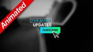YouTube Starter Animation Kit